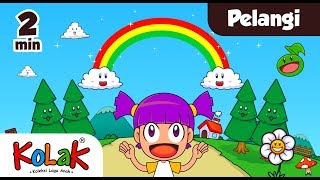 Lagu Anak Indonesia | PELANGI | TK dan PAUD