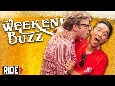 Jeremy Klein & Willy Santos: Hook-Ups, Old Skate Videos & Fire! Weekend Buzz ep. 70 pt. 1