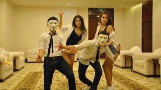Boranbay Azamat (Корпоративка - Soluxe Hotel Astana, 2015) флешмоб или флэшмоб)(, 2015-01-12T10:37:07.000Z)
