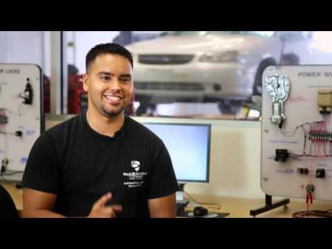 Luis' Story: Automotive Technology