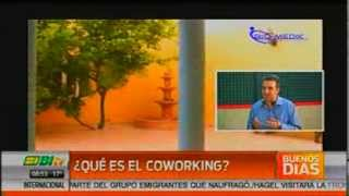 Co-Working o Co-Trabajo ¿Qué es? con Fernando Carrillo en BI TV.