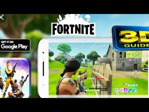 How To Install Fortnite On Android Phone(No Human Verification)