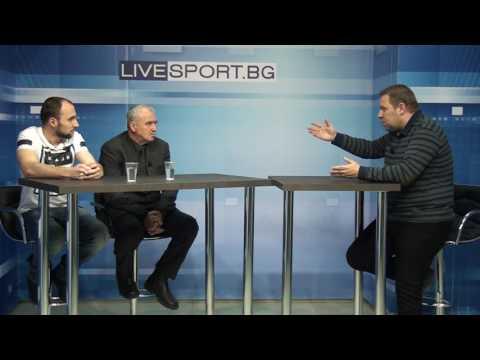 Легенда на Левски говори пред LIVESPORT за Спас Русев, Наско Сираков и ЦСКА