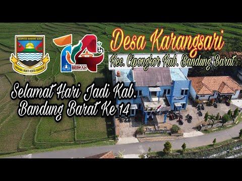 Download Selamat Hari Jadi  KBB Ke 14 | Desa Karangsari Kec. Cipongkor