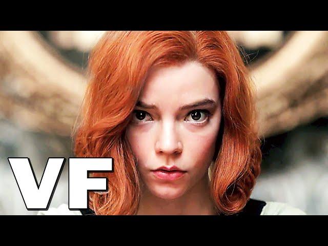 LE JEU DE LA DAME Bande Annonce VF (2020) Anya Taylor-Joy
