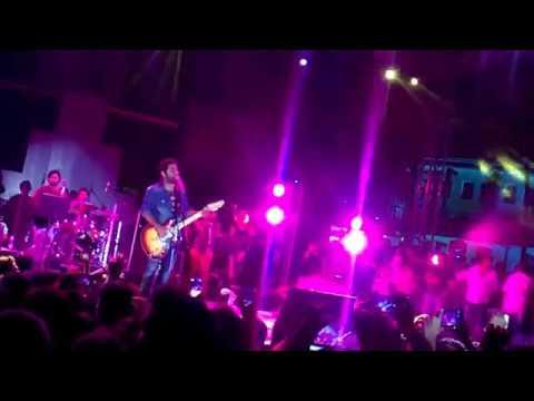 Arijit Singh Live In Concert Hyderabad 2018 | MTV India Tour 2018