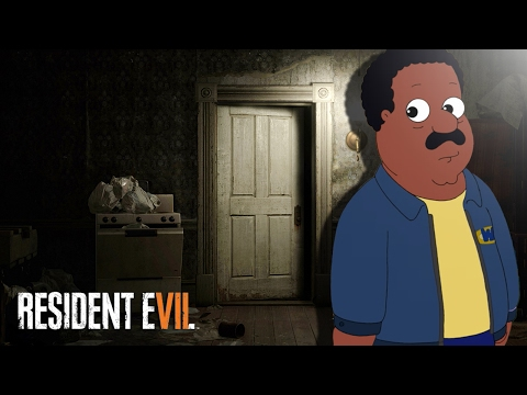 Cleveland Plays: Resident Evil 7! #2