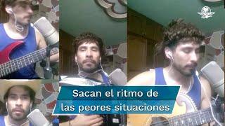 """La canción publicada en el canal de """"Salvattore Zamorini"""" en YouTube utiliza el ritmo del clásico """"17 años"""" de Los Ángeles Azules"""
