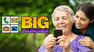 BIG Launcher for Android