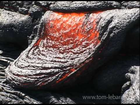 Hawaii lava flow.mov