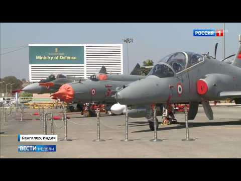 IMPRESSIVE: Russian Weapons at Aero India Expo 2017