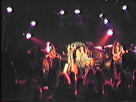 Wyle E  at Granny's Rocker Edwardsville 1990