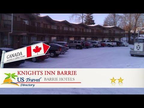 Knights Inn Barrie - Barrie Hotels, Canada