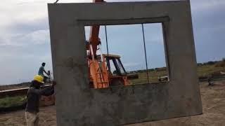 Precast Cladding Wall Manufacture in Coimbatore Tamilnadu
