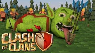"Minecraft | Clash of Clans Nations 2.0 - Ep 12! ""RAIDING GODS"""