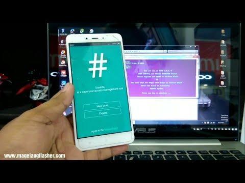 Cara mudah ROOT HP Xiaomi Redmi Note 4. Bahan : SuperSU-v2.82 (bisa dicari di Google) Pastikan RENO .