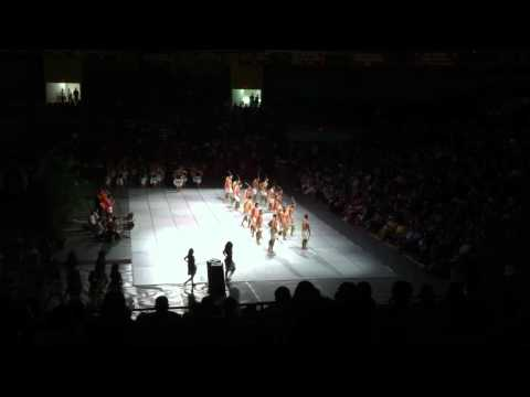 culture night, 4/6/12, brigham young university-hawaii, laie, hawaii