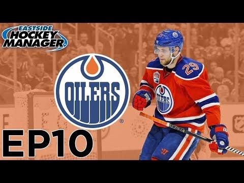 Eastside Hockey Manager: Edmonton Oilers EP10 - Buffalo Sabres and Florida Panthers