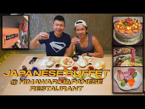 Best Japanese Buffet In Singapore, Yishun - Himawari Japanese Restaurant