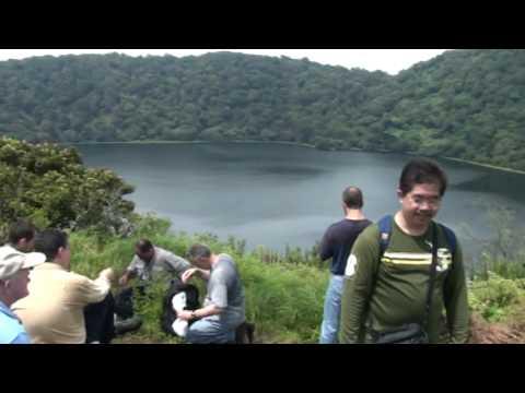 Equatorial Guinea Caldera Lake Expedition (Highest Peak)