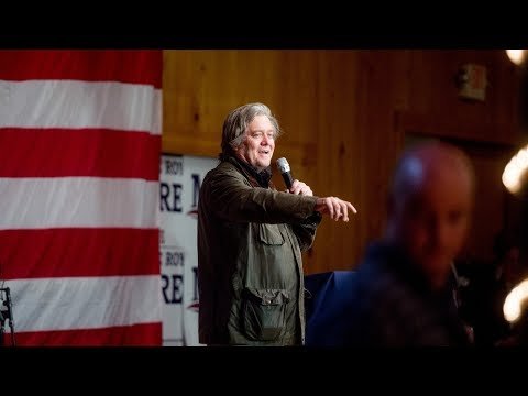 What Steve Bannon Has Blamed for Roy Moore's Problems