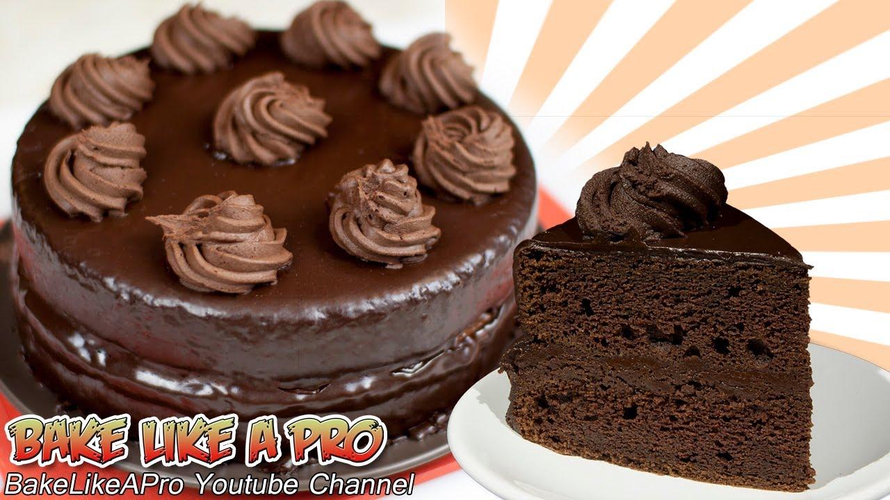 Chocolate Mousse Cake Recipe Ultimate Chocolate Cake