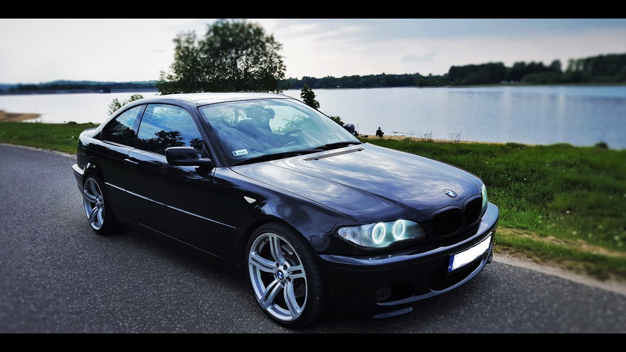 My Bmw E46 330cd Full M Sport Package Presentation Youtube