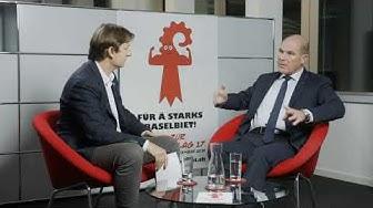 Live-Chat zur Steuervorlage 17 Baselland mit Anton Lauber