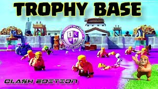 NEW TH11 Trophy Base | Push to Legends | Clash of Clans
