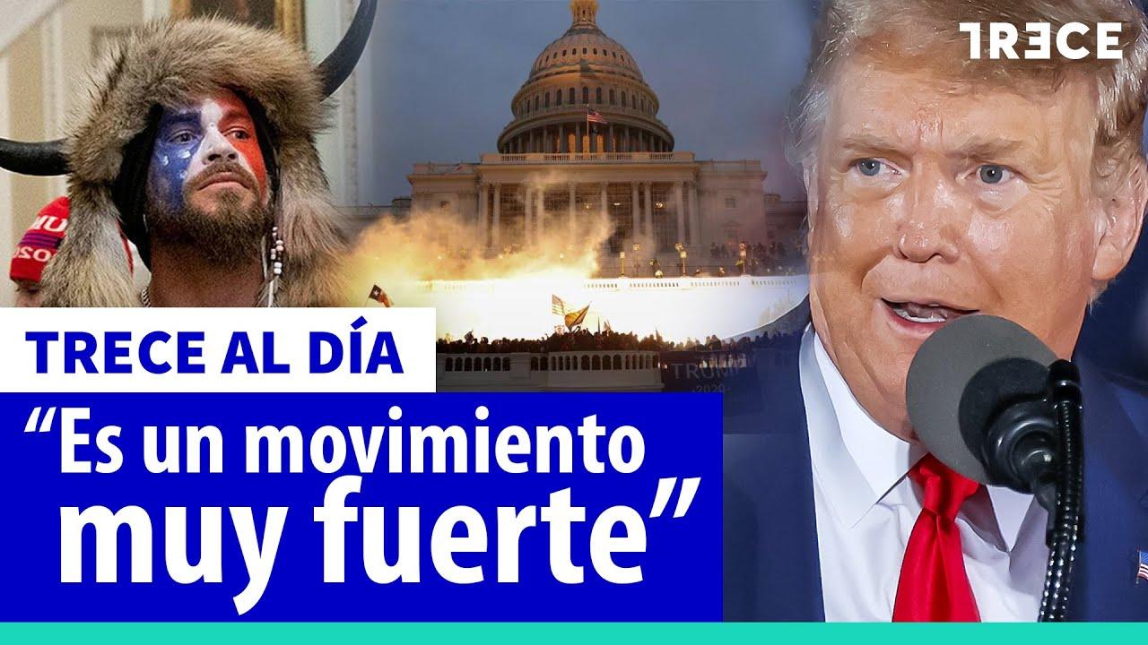 """""""Esto no es el final del Trumpismo"""""""