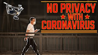 SEND IN THE DRONES: China is going full BIG BROTHER to enforce Coronavirus curfew