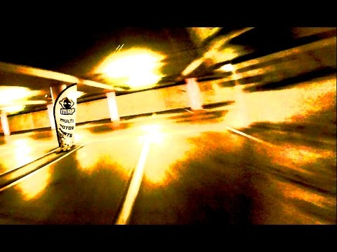 ImmersionRC VortexPRO FPV Night Practice (Parking Raw)