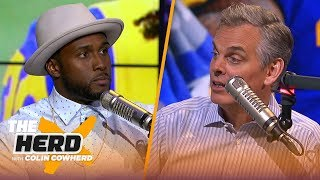 Reggie Bush: Zeke needs an 'OG' in his ear, talks Raiders signing Incognito | NFL | THE HERD