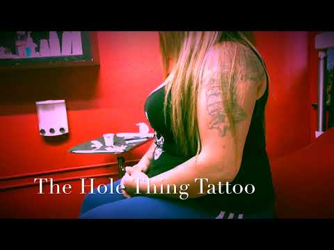 the hole thing tattoos