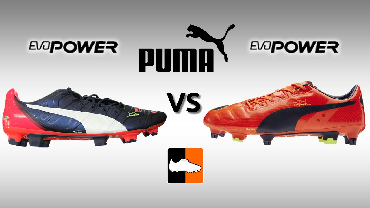 Review: Puma evoPOWER 1.2 'Graphic' YouTube