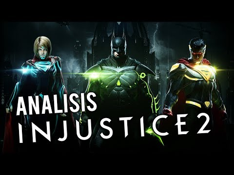 Análisis/Review | INJUSTICE 2. El juego de lucha más completo de la generación... por ahora