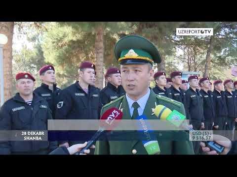 Миллий кинология марказида сертификатлар топшириш маросими 27.12.2019