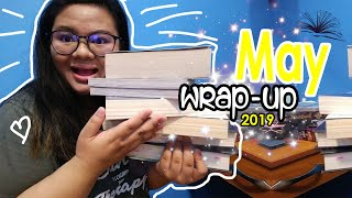 Books I read in May 2019 | Filipino Booktuber