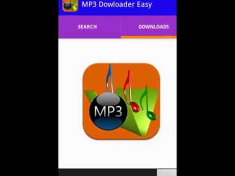 Free MP3 Downloader Easy