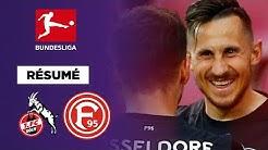 Résumé : Cologne auteur d'une remontada contre Düsseldorf !
