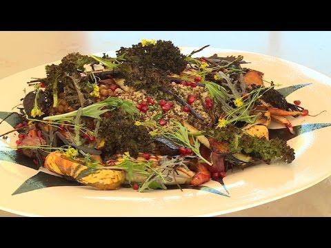 recette-:-salade-de-légumes-au-poulet