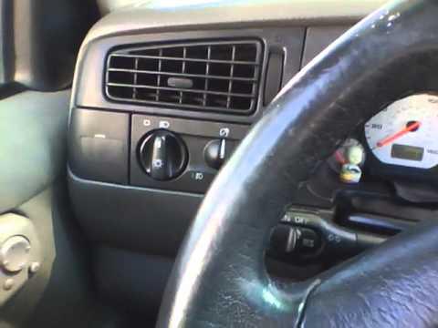 Volkswagen Jetta/Golf Mk3 Door Chime - YouTube