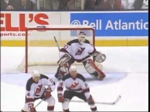 "Martin Brodeur ""Martin"" video, circa 1998 New Jersey Devils"