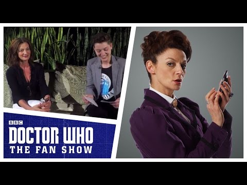 "Meet Michelle ""Missy"" Gomez - Doctor Who: The Fan Show"