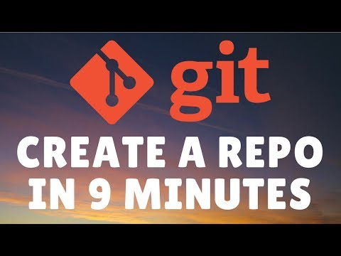 The Absolute Basics of Git & Github: Step by Step - 동영상