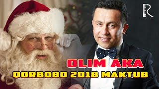 Olim Aka Qorbobo 2018 Ga Maktub COMEDYUZ