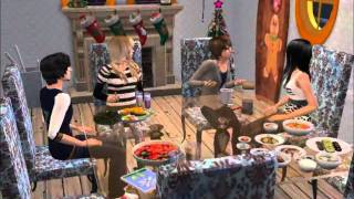 The Sims 2 - Christmas Movie