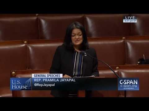 Rep. Jayapal Discusses the Jones Act