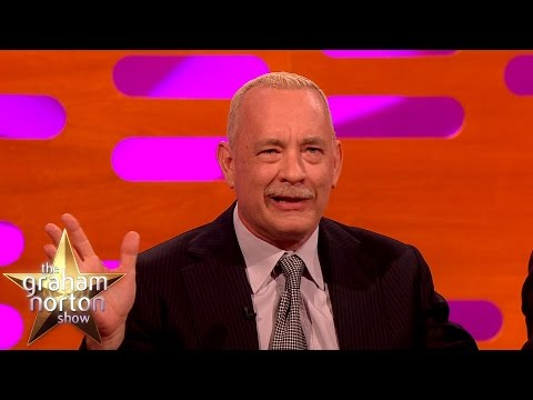 Tom Hanks Reveals Secrets Of Toy Story 4 - The Graham Norton Show