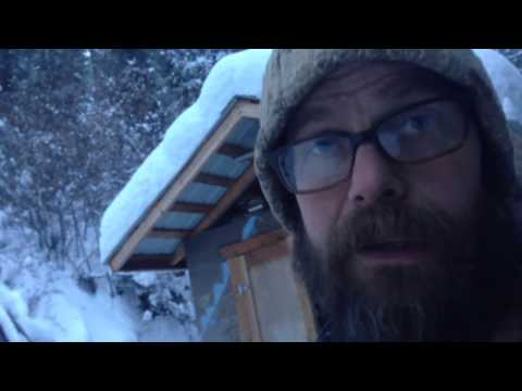 Little House Vlog 33: Deep Winter